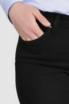 Pantalón elástico cinco bolsillos talla grande