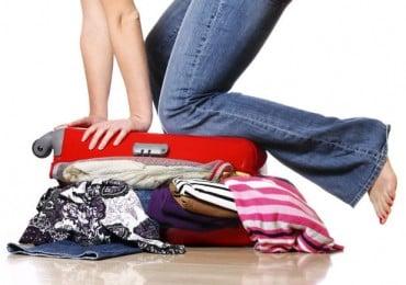 como hacer la maleta