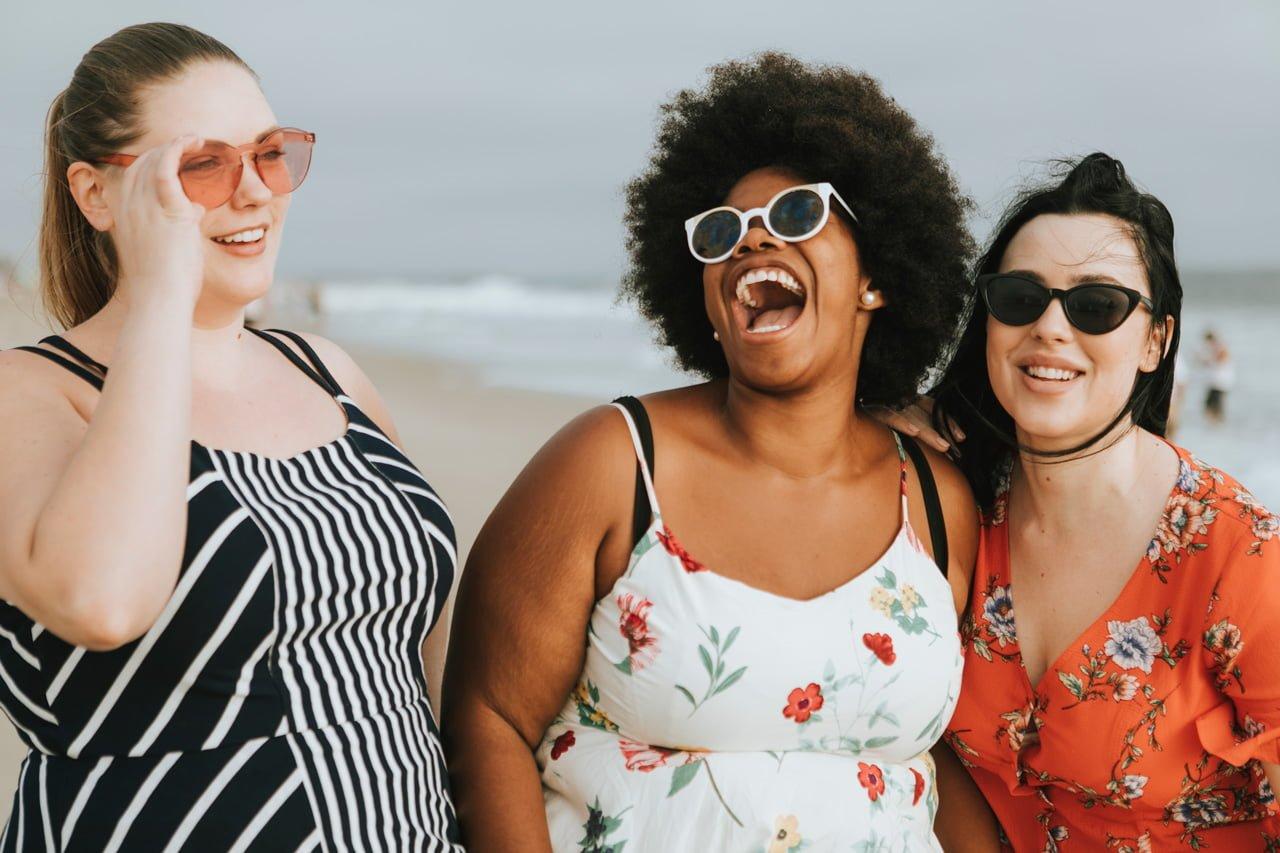 Ropa De Talla Grande Para La Mujer Moderna Corazon Xl Tallas Grandes