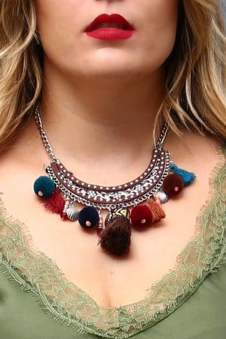 collar borlas barato low cost