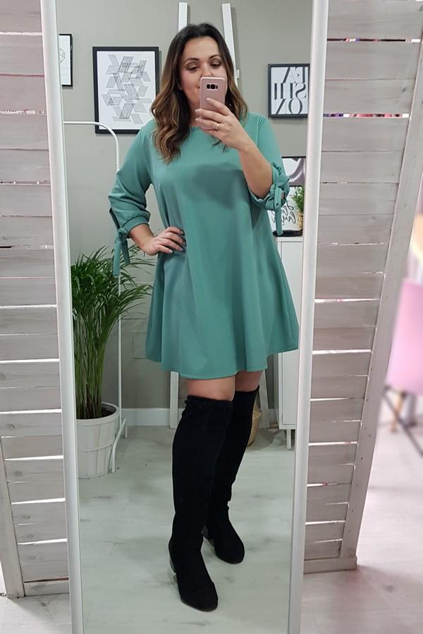 Vestido Telma Aguamarina