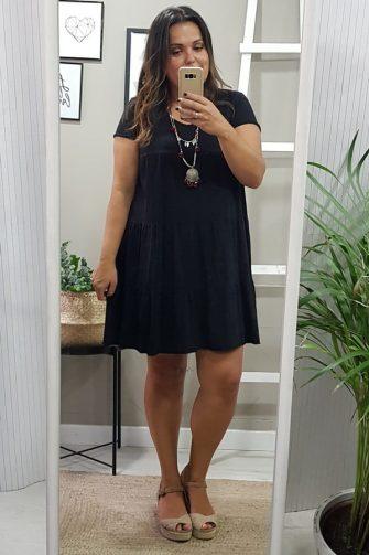 Vestido Marbella Negro