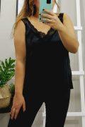 Lencera Cloe Negra