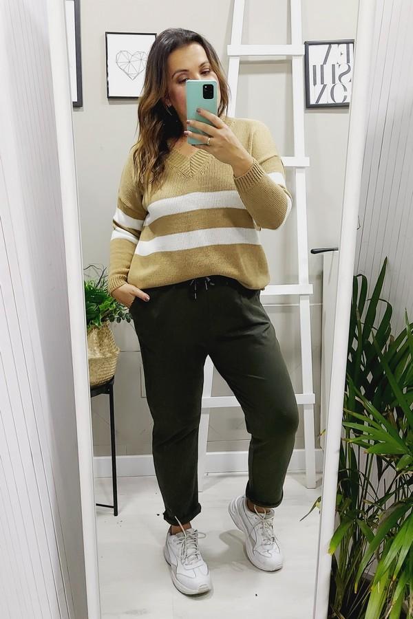 Pantalon jogger tallas grandes
