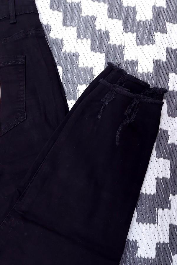 pantalón vaquero negro tallas grandes