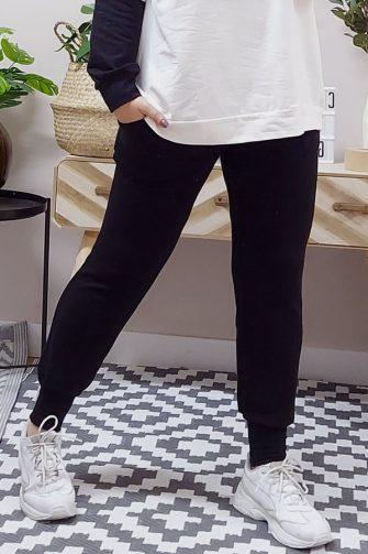 pantalon punto tallas grandes