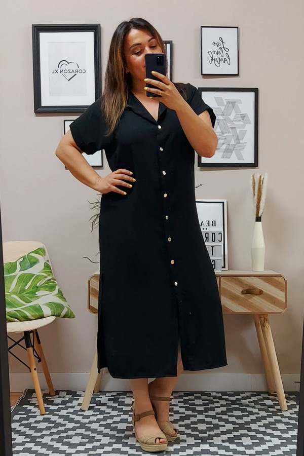 Vestido Sara Negro
