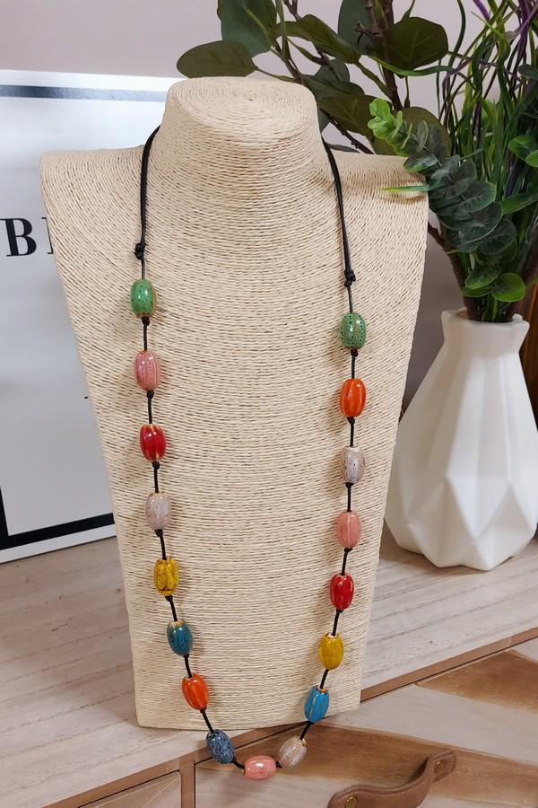 Collar Ceramic Multicolor