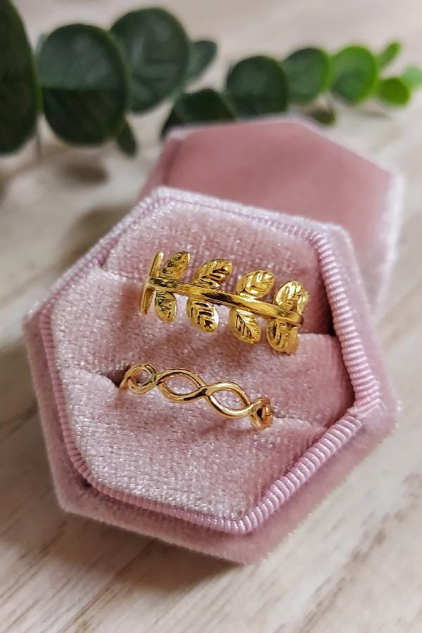anillos ajustables