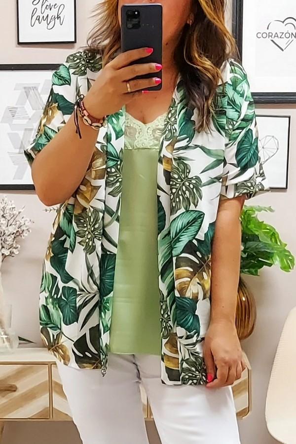 Kimono Tahití