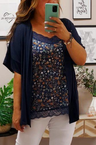 Kimono Punto Marino