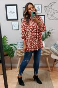 Camisa Shena Teja Plus