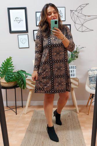 Vestido Samantha Cadenas