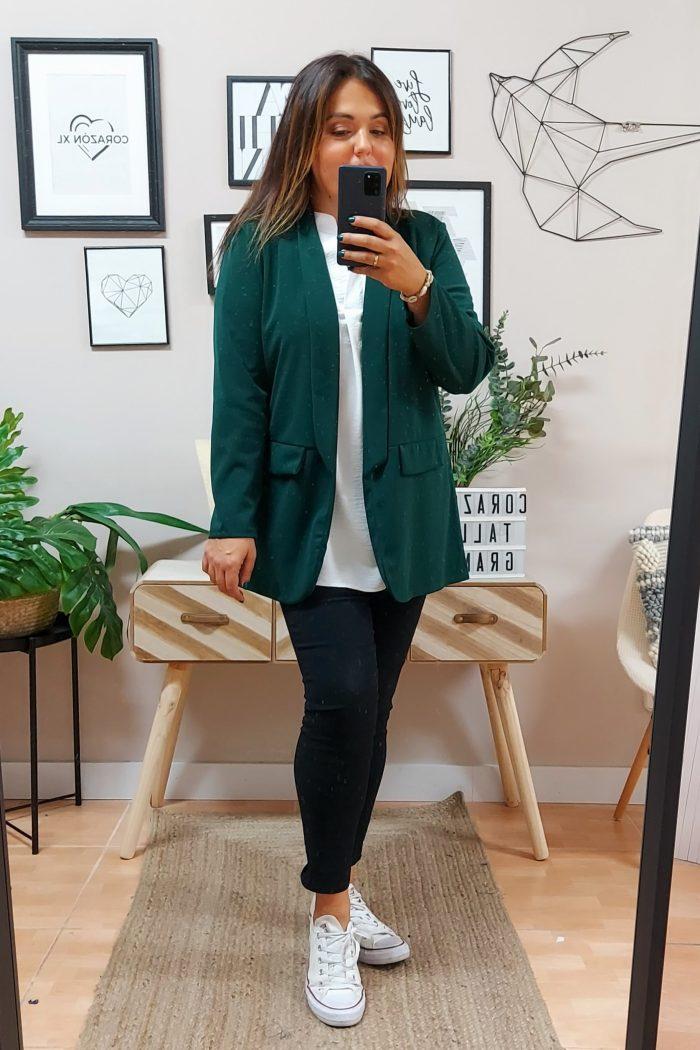 Americana Olivia Verde